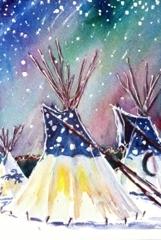 Milky Way camp