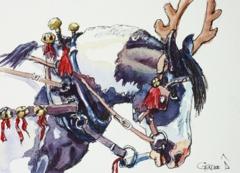 Reindeer Wannabe