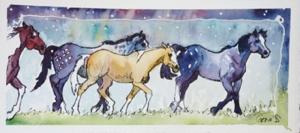 Aurora Painted Ponies